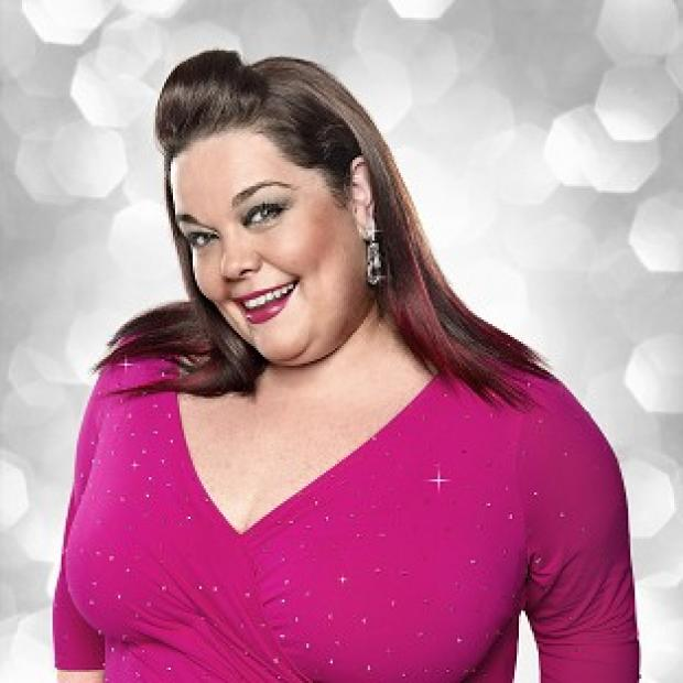 Lisa Riley will be partnered by Robin Windsor on Strictly