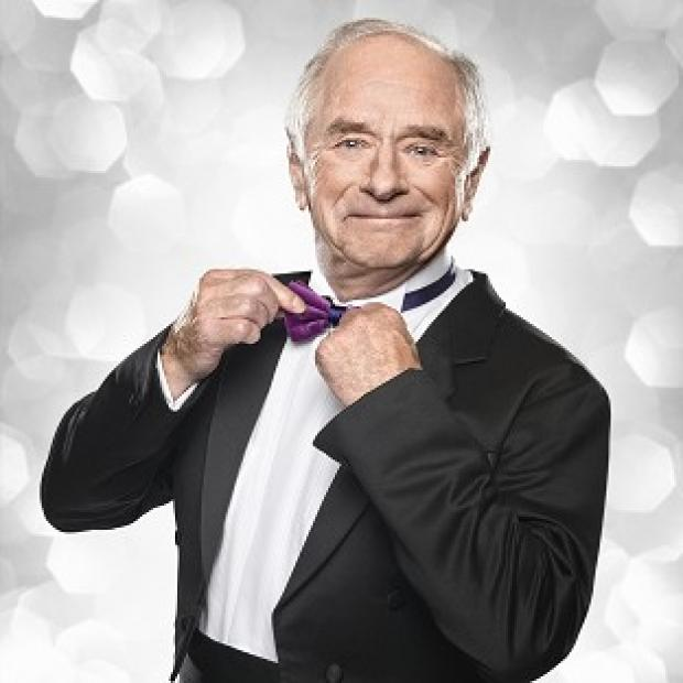 Johnny Ball's daughter Zoe has also competed on Strictly