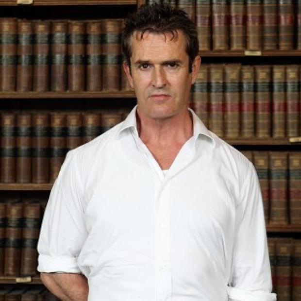 Rupert Everett has been ranting about gay dads