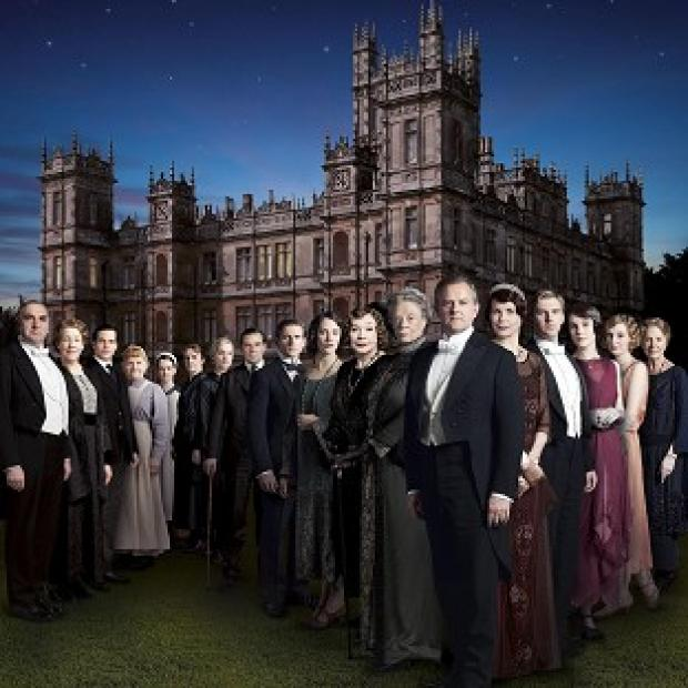 Downton Abbey is back for a third series on ITV1