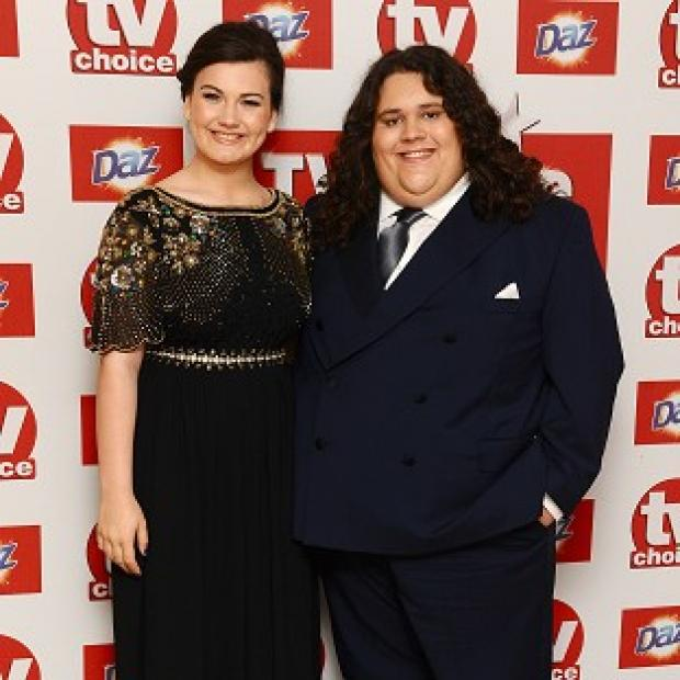 Charlotte Jaconelli and Jonathan Antoine 'didn't have the right image' to apply for The X Factor