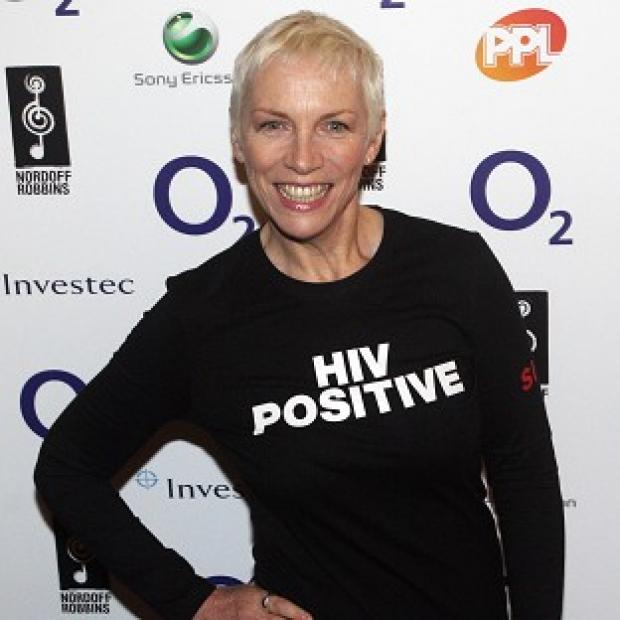 Annie Lennox has married for the third time