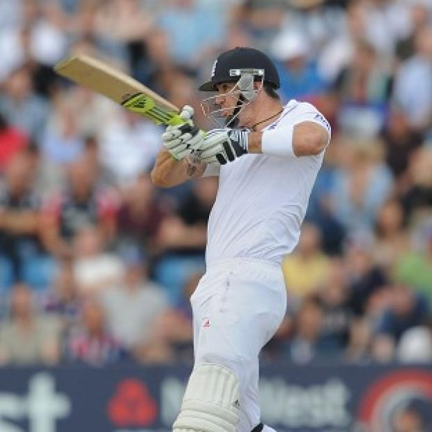 Kevin Pietersen has revealed his 'disappointment' at his England omission