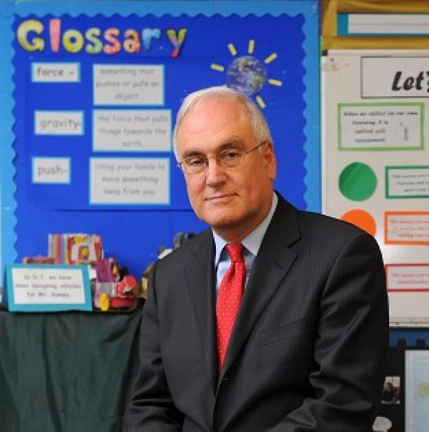 Ofsted chief inspector Sir Michael Wilshaw has warned of a growing trend towards entering pupils early for the GCSE exams