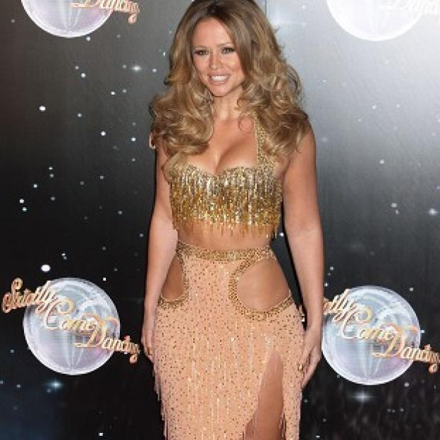 Kimberley Walsh will be 'the queen of Strictly', according to Girls Aloud bandmate Nicola Roberts