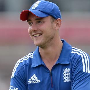Stuart Broad's England will begin the defence of their World T20 title on Friday