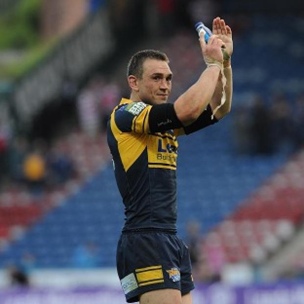 Kevin Sinfield said Leeds go to France without any pressure after being written off again