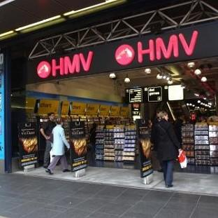 HMV CEO Trevor Moore expects trading to be boosted by a strong line-up of entertainment launches ahead of Christmas