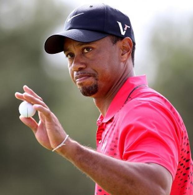 Tiger Woods said he 'hit a lot of good shots' in his first-round 66