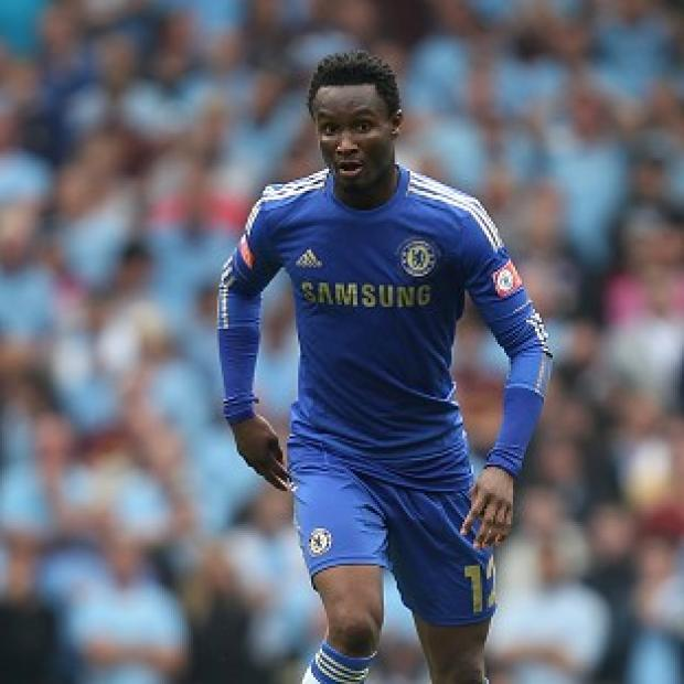 Jon Obi Mikel was targeted for abuse following a mistake in his team's 2-2 draw with Juventus