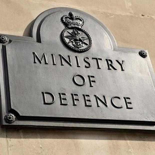 The MoD has announced the death of a UK soldier at Camp Bastion in Afghanistan