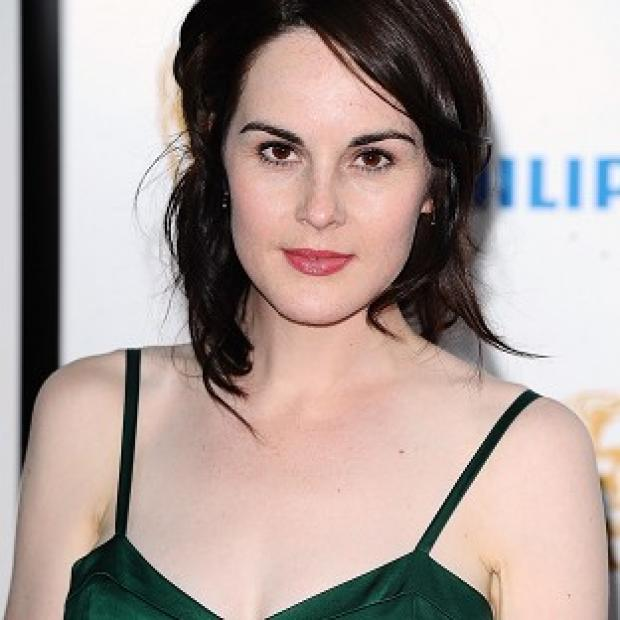 Michelle Dockery is up for outstanding lead actress in a drama series for her portrayal of Lady Mary Crawley