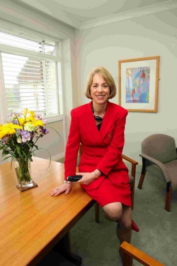 University of Winchester vice-chancellor Prof Joy Carter has been named first-ever patron of Winchester Action on Climate Change