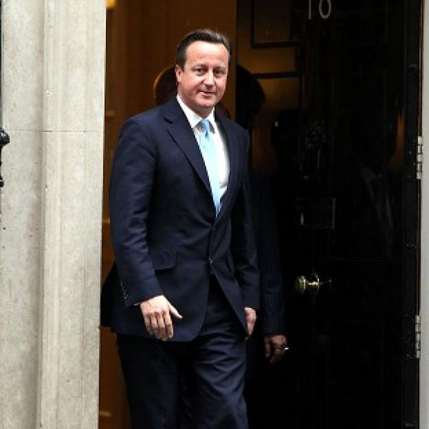 David Cameron has arrived in New York for a two-day visit which will take in a speech to the United Nations