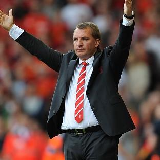 Brendan Rodgers is unhappy with the way officials have treated Liverpool this season