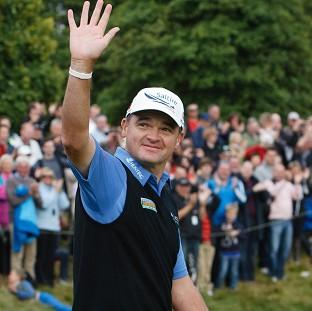 Paul Lawrie returns to play in front of home fans in this week's Dunhill Links Championship