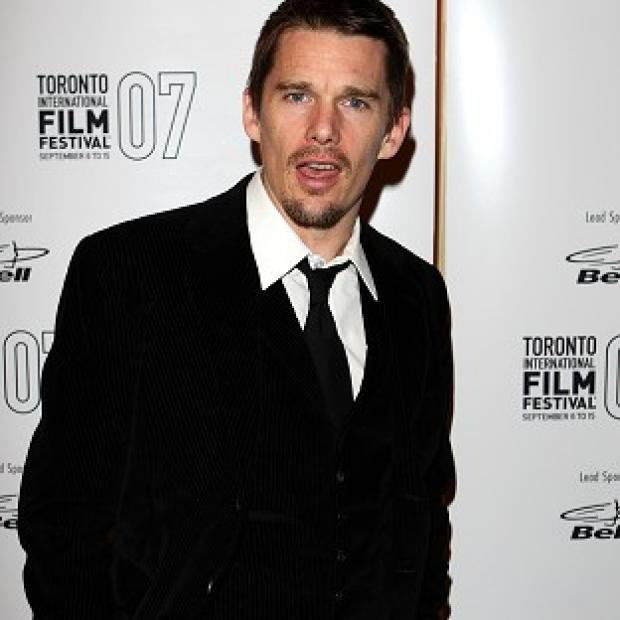 Ethan Hawke was surprised at how much he enjoyed making horror movies