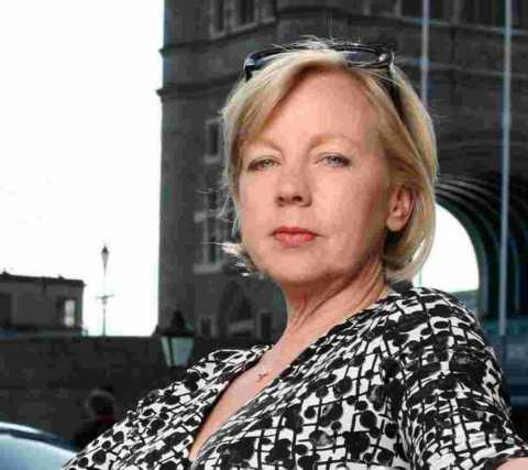 Dragons' Den entrepreneur Deborah Meaden