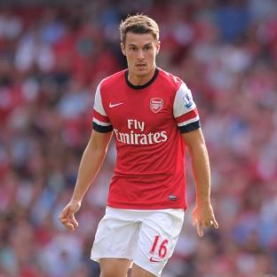 Aaron Ramsey has endured a testing time with injuries