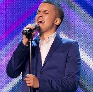 Jahmene Douglas is one of six X Factor finalists who were asked to audition for the show
