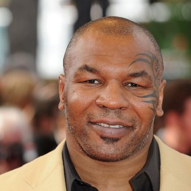 Mike Tyson will launch a new clothing range in central London