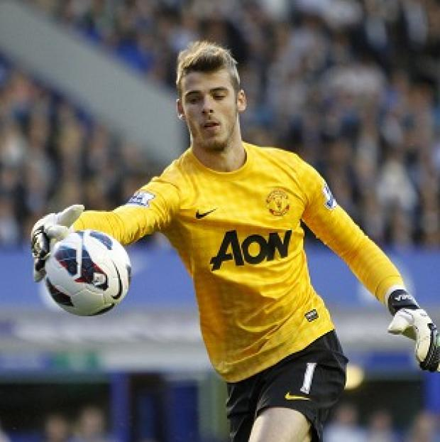 David de Gea impressed midweek but is not certain to keep Manchester United's goal this weekend