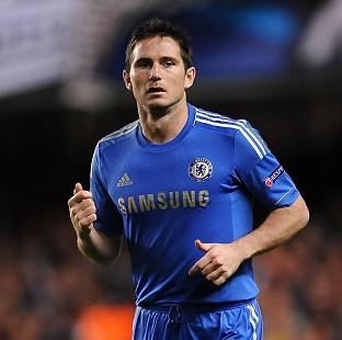 Frank Lampard scored Chelsea's second goal against Norwich