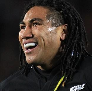 Ma'a Nonu scored one of New Zealand's four tries