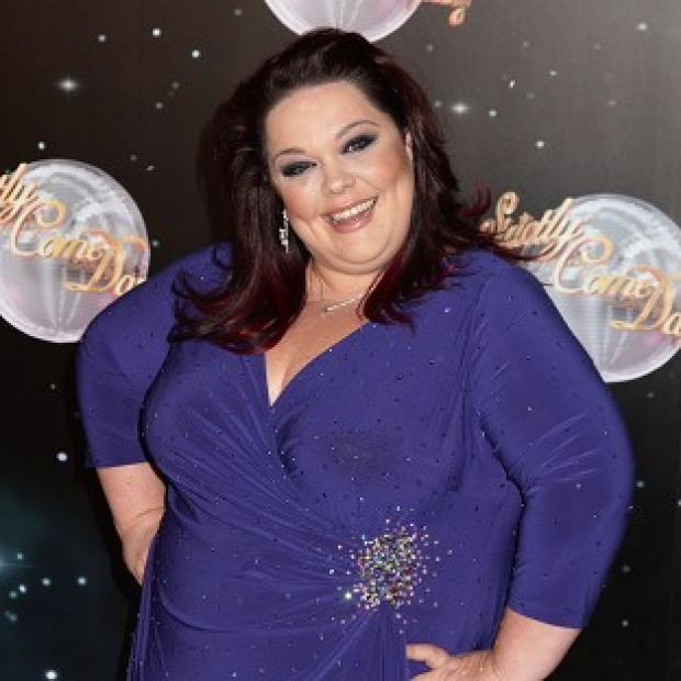 Lisa Riley impressed the Strictly judges