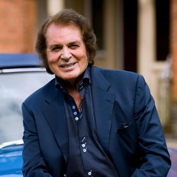Music veteran Engelbert Humperdinck is trying to trace a rich mystery man who offered to buy his personalised car number plate