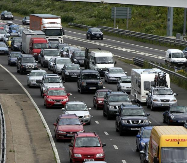 M3 to be closed for two nights near Winchester