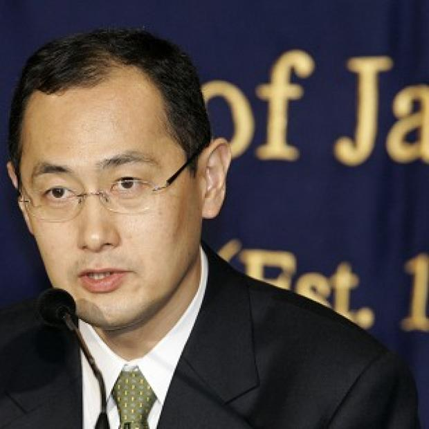 Shinya Yamanaka, co-winner of the Nobel medicine prize (AP)