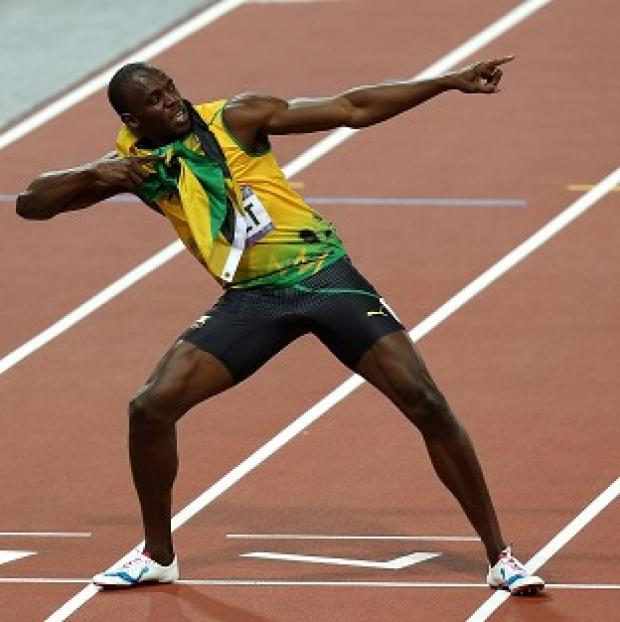 Usain Bolt wants to defend his sprint titles in 2016