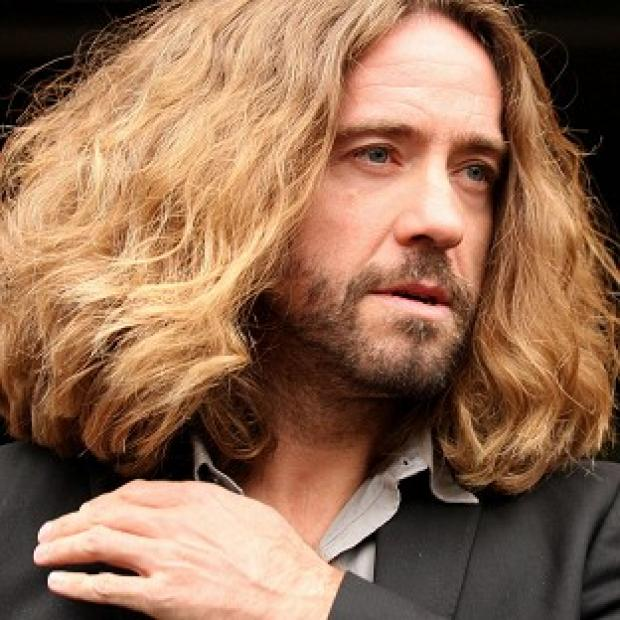 Justin Lee Collins has been found guilty of harassing his ex-girlfriend Anna Larke