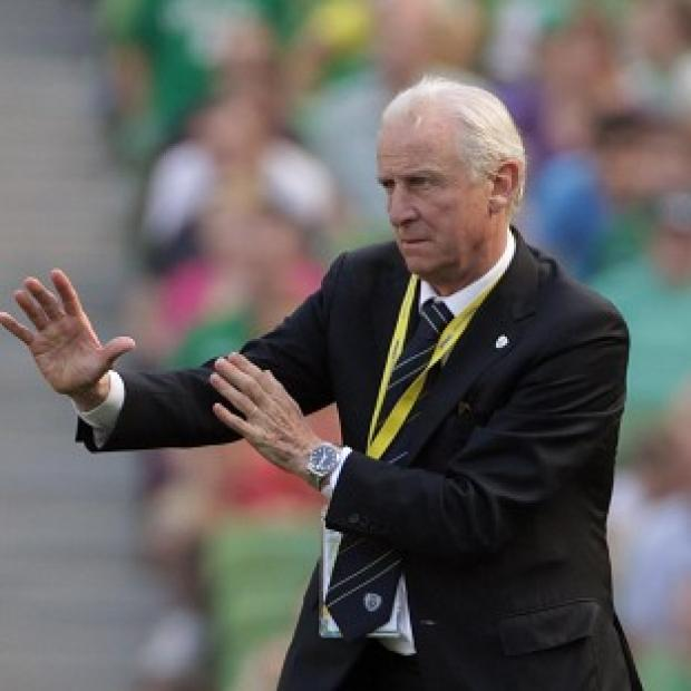 Giovanni Trapattoni is facing an injury crisis for the clash against Germany