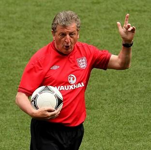 Roy Hodgson is happy to have resolved the issue surrounding Ashley Cole