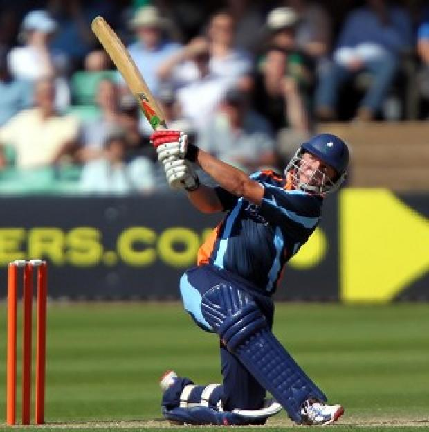 Yorkshire's Gary Ballance hit a match-winning 64 not out against Trinidad and Tobago