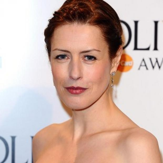 Gina McKee said she prefers to 'concentrate on the work'