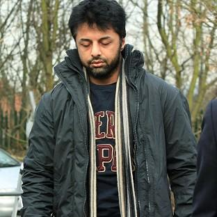 Shrien Dewani is accused of arranging the contract killing of his wife in Cape Town in 2010