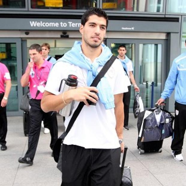 Luis Suarez has hit back at FIFA vice-president Jim Boyce's comments on diving