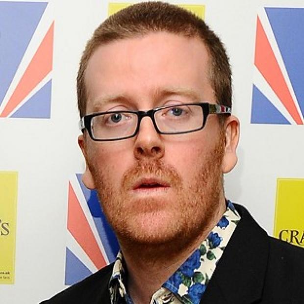 Frankie Boyle feels that a Daily Mirror article about him was defamatory