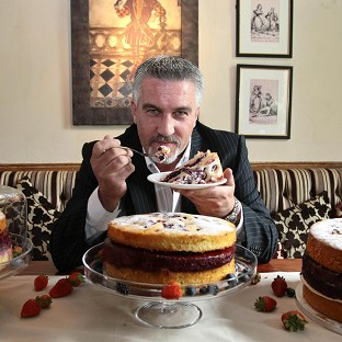 Paul Hollywood tires of sweet treats after judging The Great British Bake Off