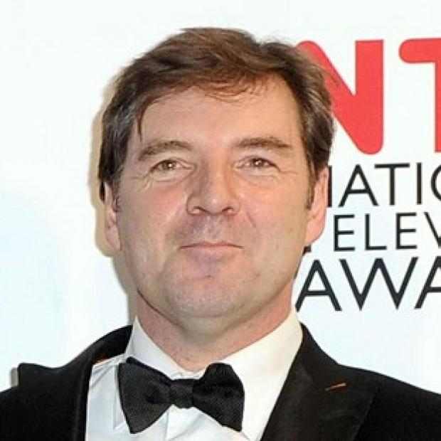 Downton Abbey's Brendan Coyle prefers fans to ask before taking a picture of him
