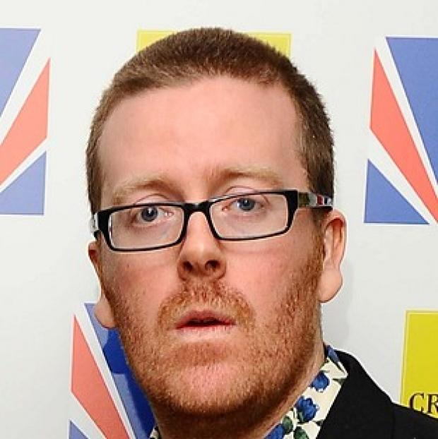 "Frankie Boyle said he thought it 'important' to highlight the issue by mocking the attitudes of racists he ""despised"" in comedy routines"