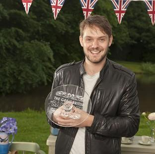 John Whaite has been crowned winner of the Great British Bake Off 2012