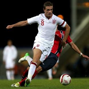 Jordan Henderson called on UEFA to take appropriate action after some England players suffered alleged racist abuse against Serbia