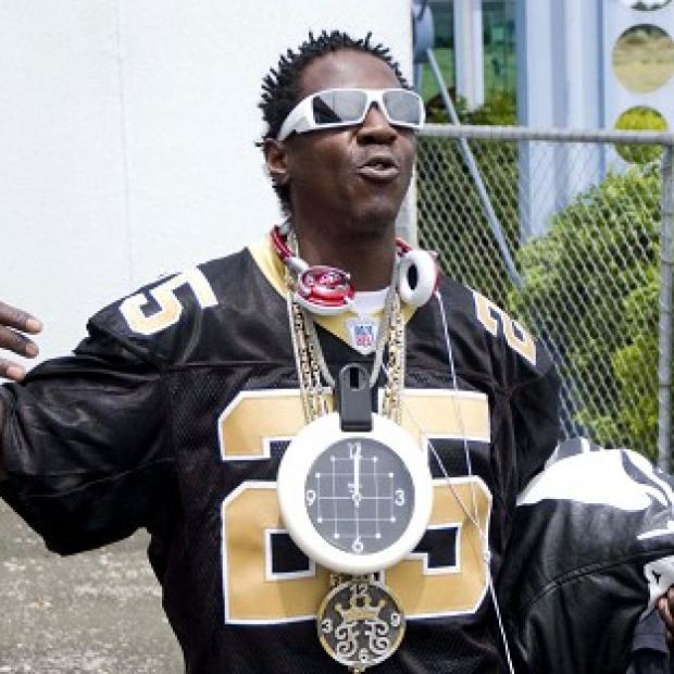 Flavor Flav has been arrested in Las Vegas