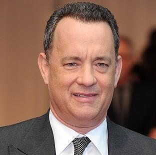 Tom Hanks has been given a humanitarian award