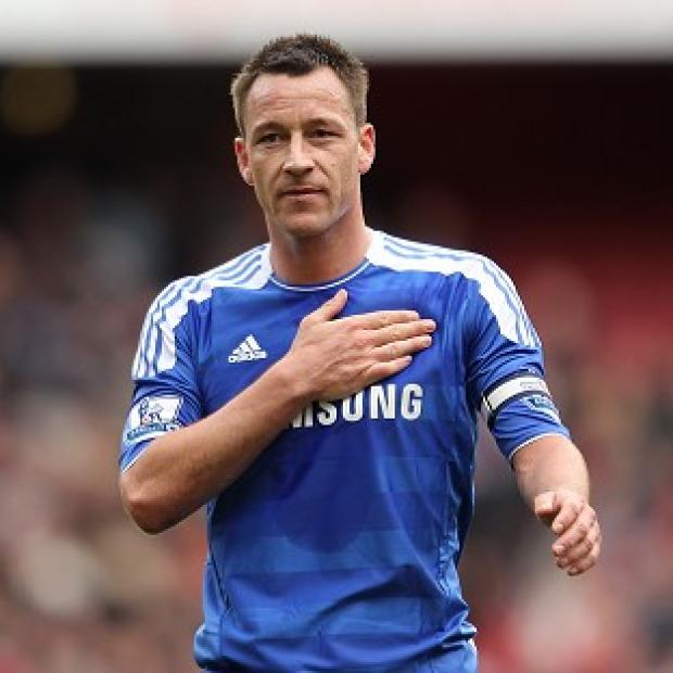 John Terry has been punished by Chelsea