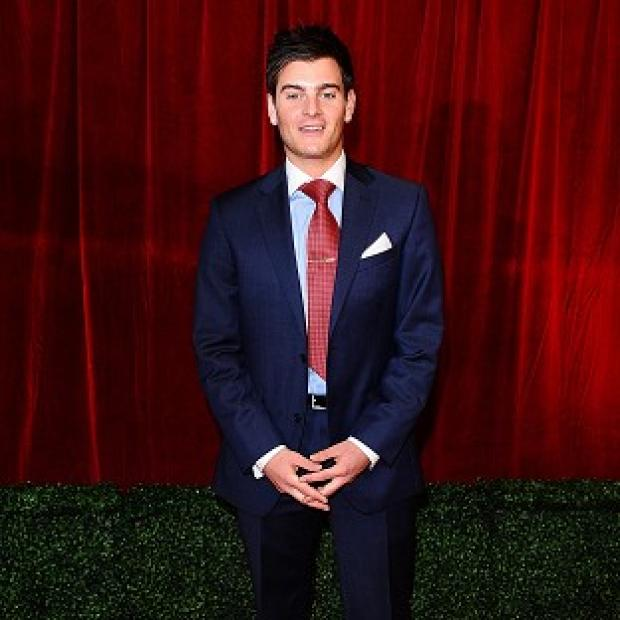 Matt Lapinskas is being tipped to appear in the next series of Dancing On Ice